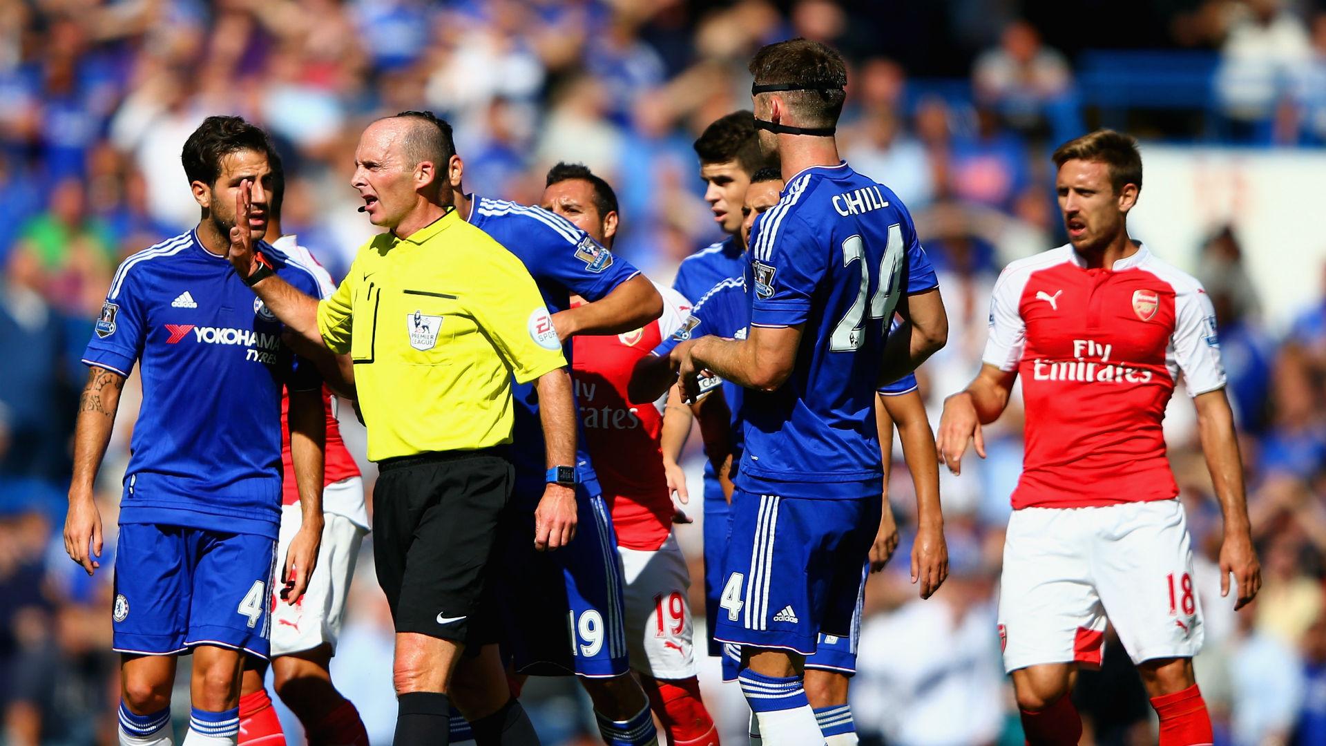 Diego Costa Chelsea vs Arsenal