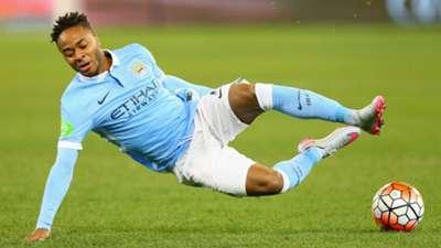Raheem Sterling Manchester City Roma 21072015
