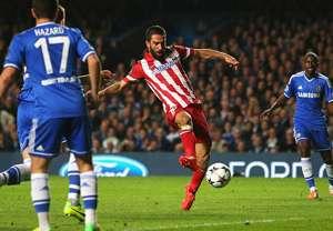 Arda Turan Chelsea Atletico Madrid Champions League semi final 04302014