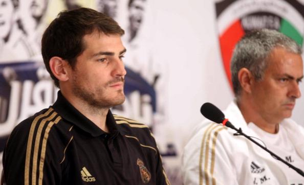 Iker Casillas & José Mourinho, Real Madrid