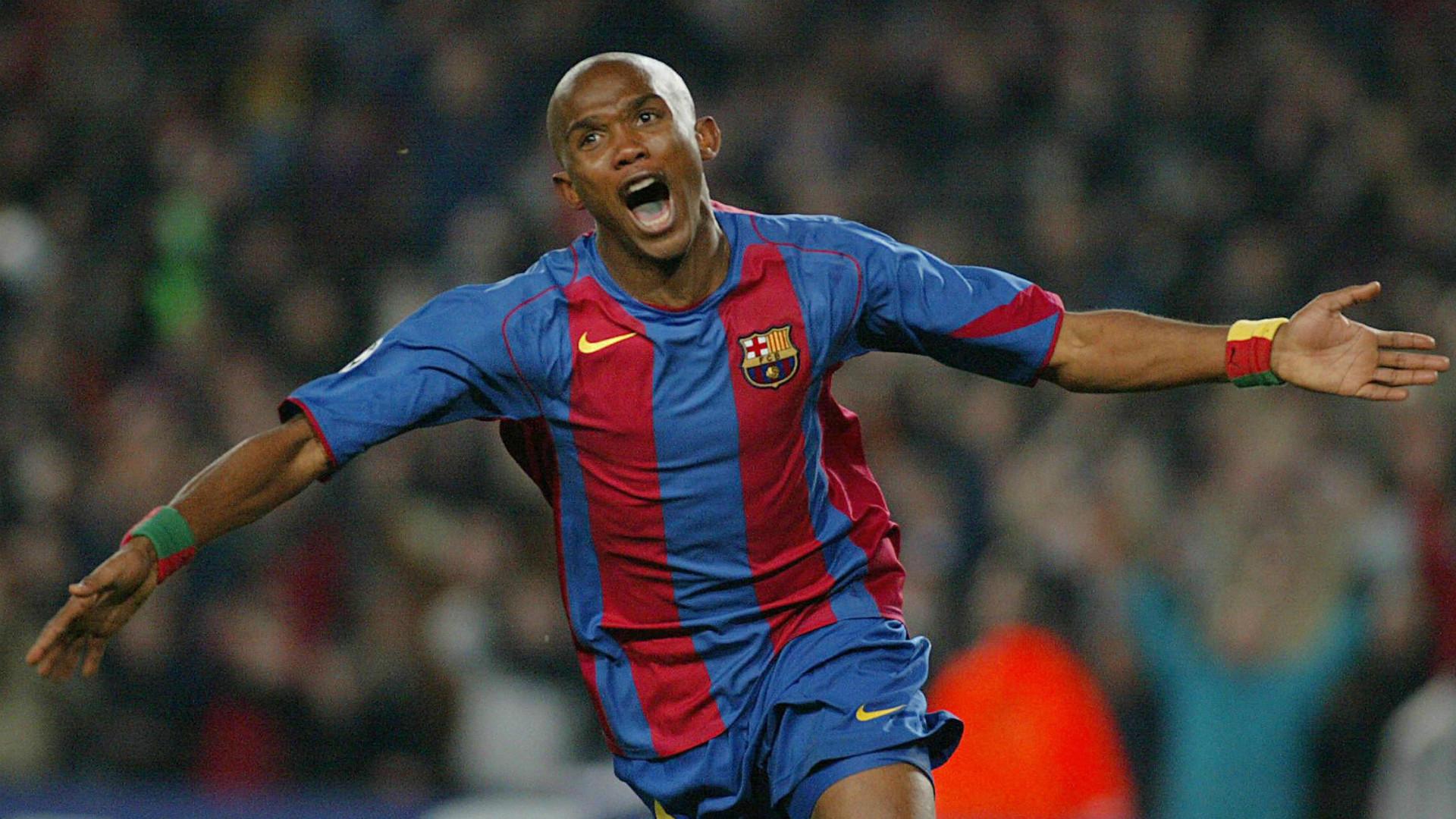 Barcelona 2-1 Chelsea | 2005