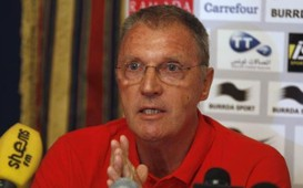 Ruud Krol - Coach - Tunisia