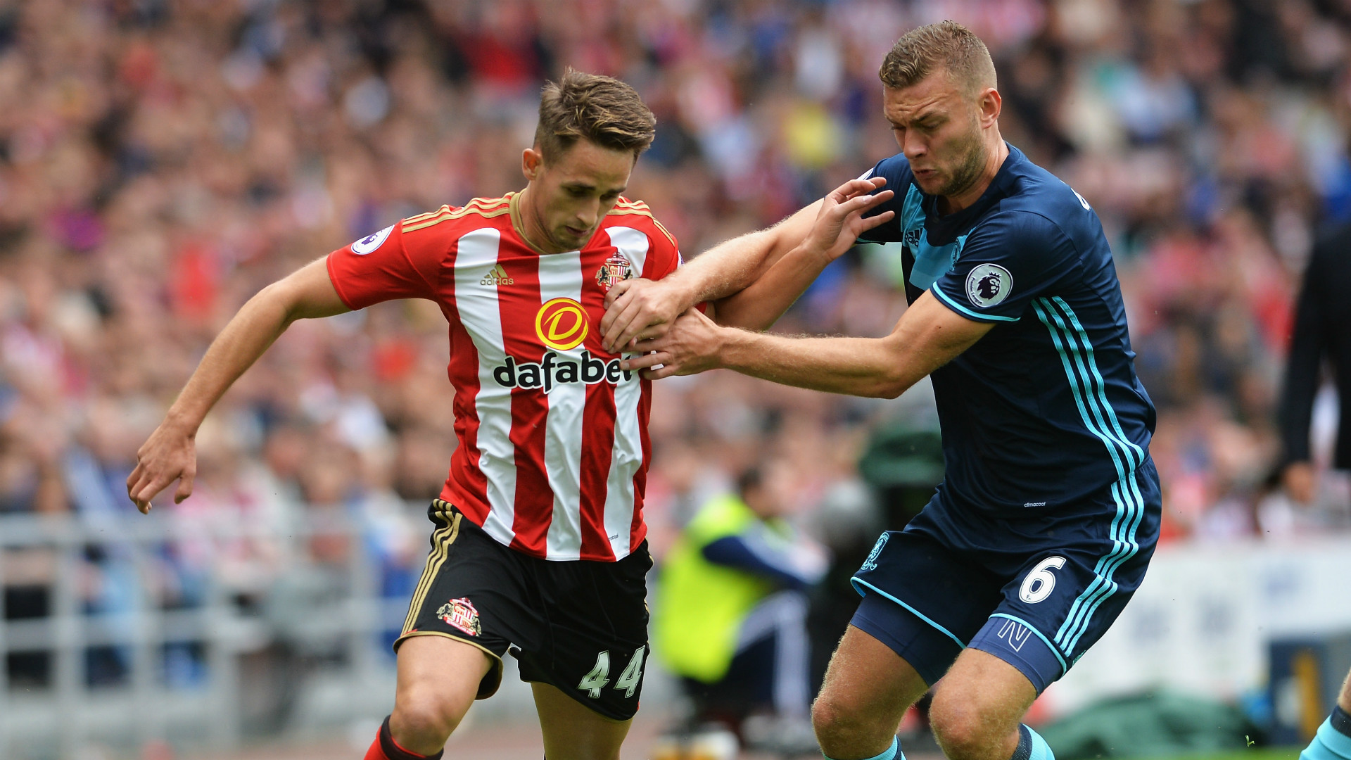 HD Adnan Januzaj Sunderland Middlesbrough