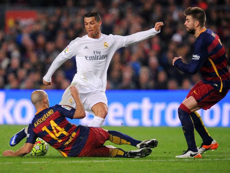 Ronaldo could join Barcelona, insists Figo