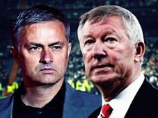 Mourinho vs Ferguson