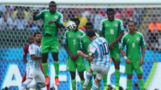 Lionel Messi vs Nigeria