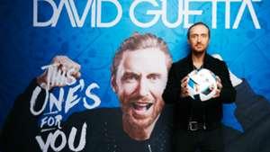 David Guetta Erreicht Die Millionen Marke Mit Em Song Goalcom