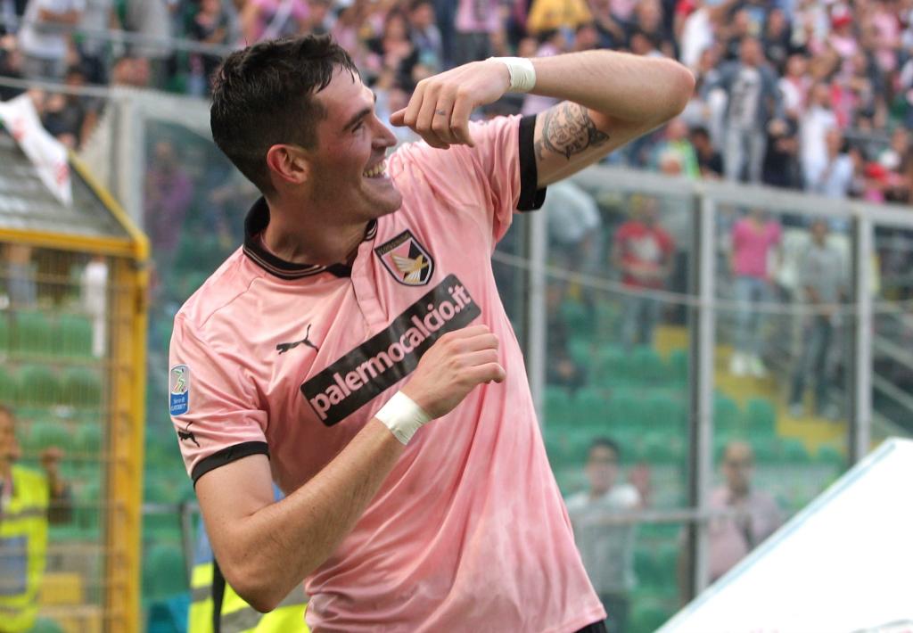 Kyle Lafferty Palermo