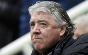 Manager Joe Kinnear tak; Newcastle United
