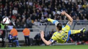 Zlatan Ibrahimovic | Sweden