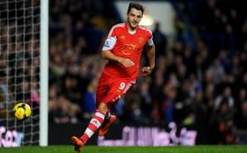 Jay Rodriguez Chelsea  Southampton Premier League 01122013