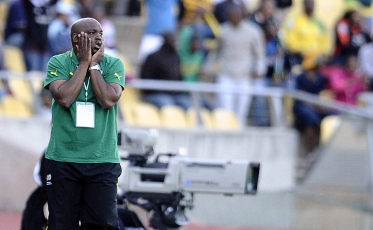 Pitso Mosimane, South Africa vs Ethiopia, World Cup qualifier, 03.06.2012