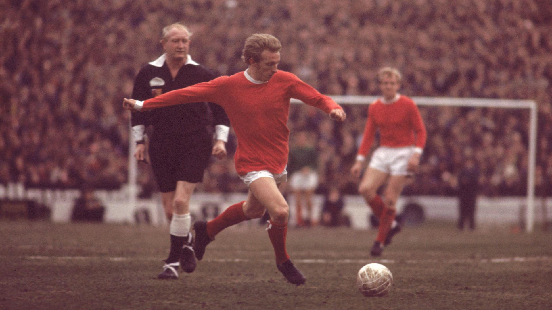 Denis Law | Man Utd's 20 greatest