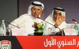 Yousef Serkal - President of the UAE Federation of Football