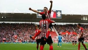 Graziano Pelle Dusan Tadic Southampton Sunderland