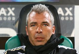 Pacos de Ferriera coach Jorge Costa