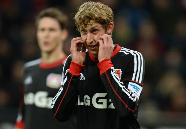 Stefan Kiessling Bayer Leverkusen Bundesliga