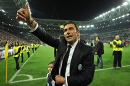 Antonio Conte tiene sempre in sospeso la Juventus