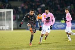 Evian striker Tulio De Melo