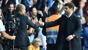 Mauricio Pochettino Premier League Tottenham v Man City 021016