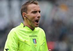 Ancora Mazzoleni per Fiorentina-Roma