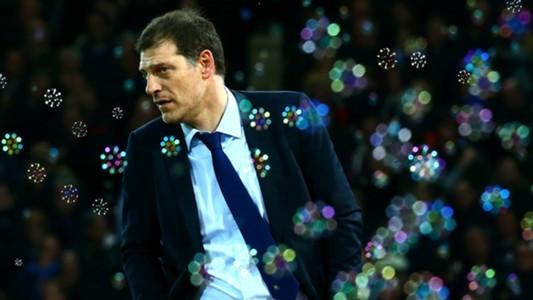 Slaven Bilic West Ham Premier League