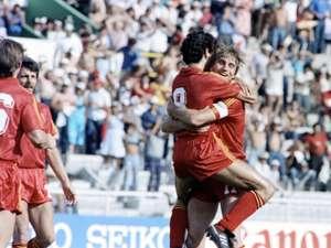 Belgium v URSS - World Cup 1986