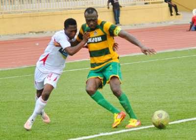 Odita Okechukwu, Kwara United v Enugu Rangers defenders