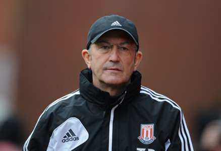 Former Stoke City manager Tony Pulis