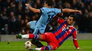 Manchester City Bayern Munich