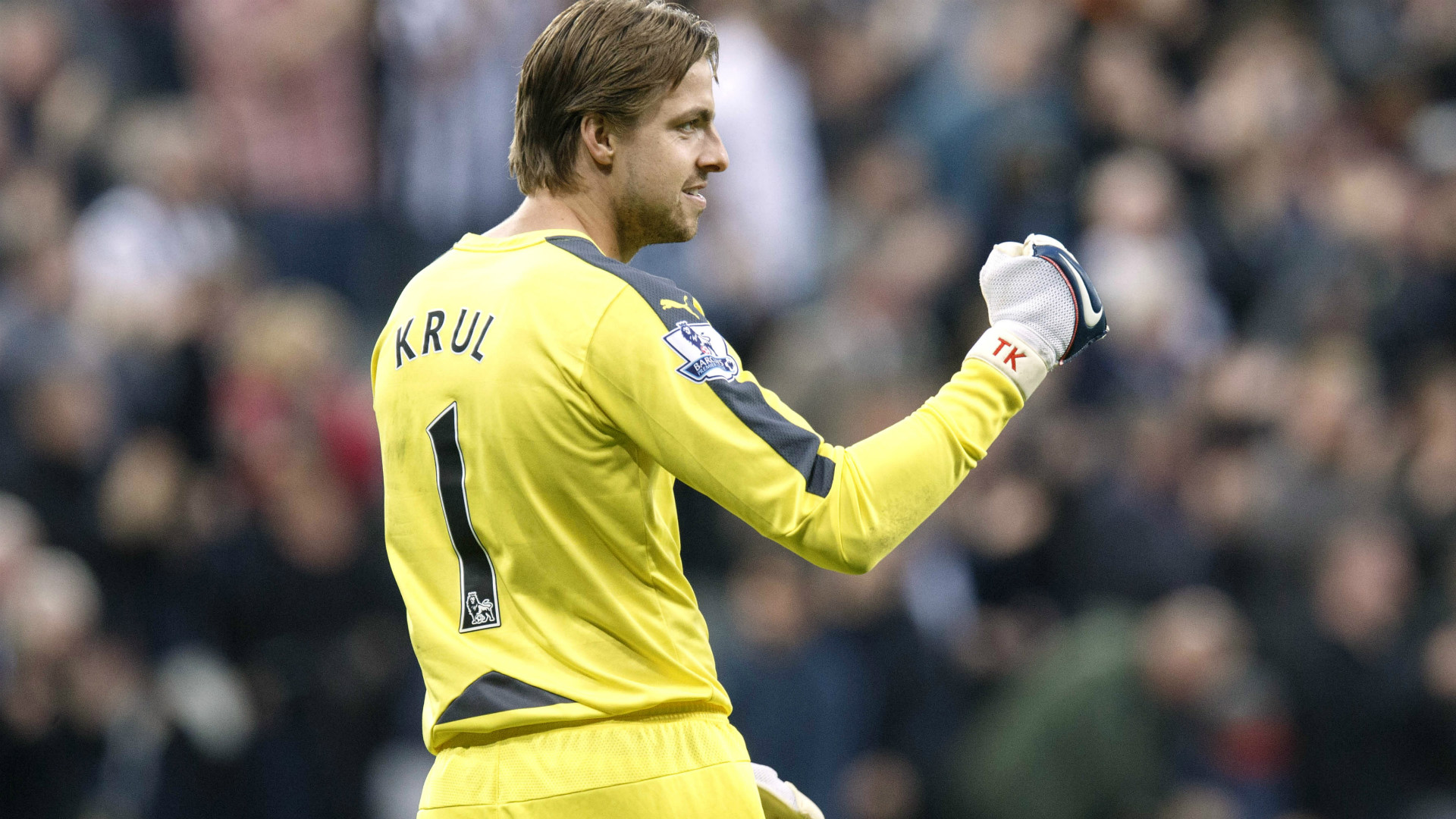 Krul leaves Newcastle to link up with Brighton on loan