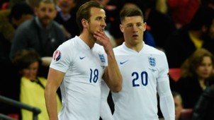 Harry Kane Ross Barkley England Lithuania Euro 2016 qualifier 27032015