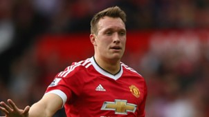 Phil Jones Manchester United Premier League 26092015