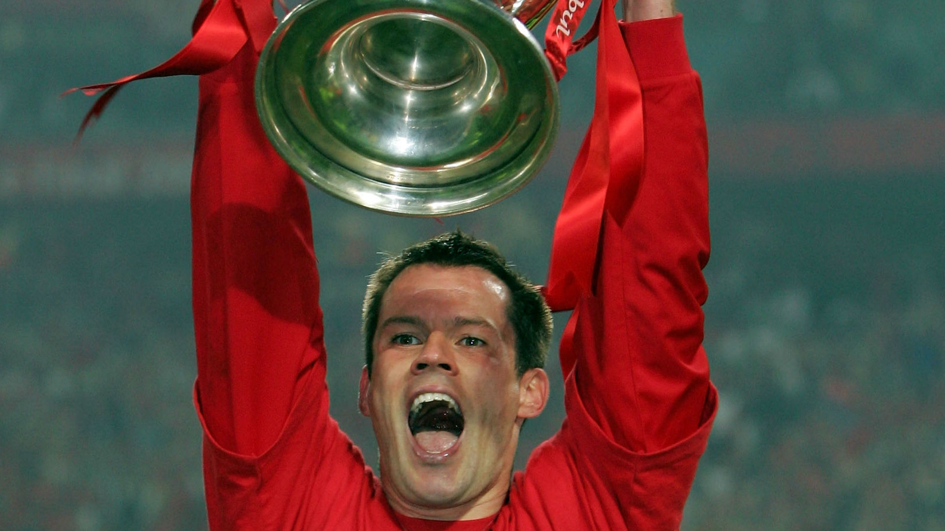 HD Jamie Carragher Liverpool