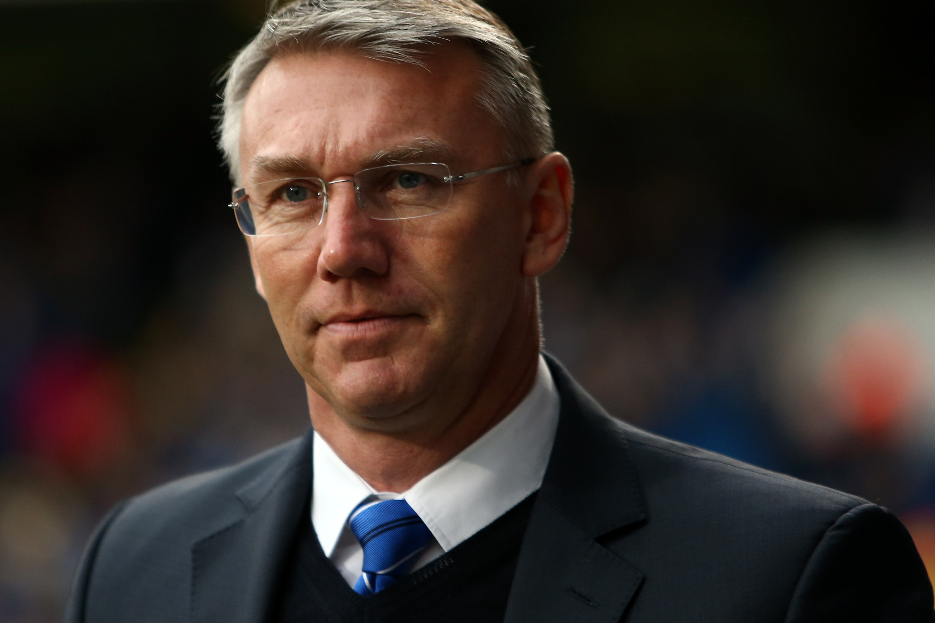 Reading manager Nigel Adkins.