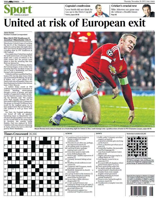 The Times 26112015