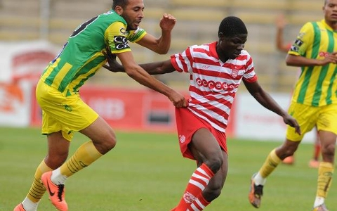 WATCH: CS Constantine shock Club Africain in Sousse