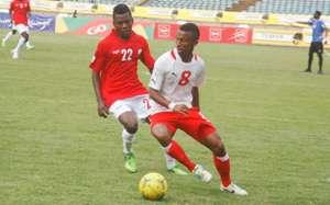 Kenya midfielder Aboud Omar
