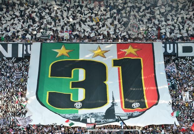 Juventus Fans celebrate Scudetto - Juventus-Cagliari