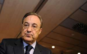 Florentino Pérez - Real Madrid