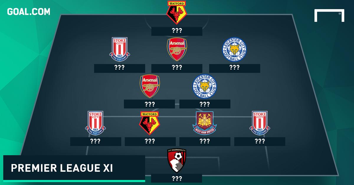 Premier League Team of the Week December 5-6