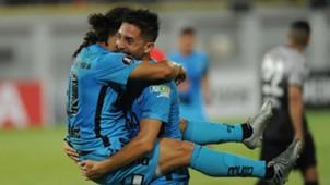 Zamora v Iquique Copa Libertadores 04192017