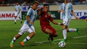 Luis Marcelo Torres Argentina Sub 20 2017