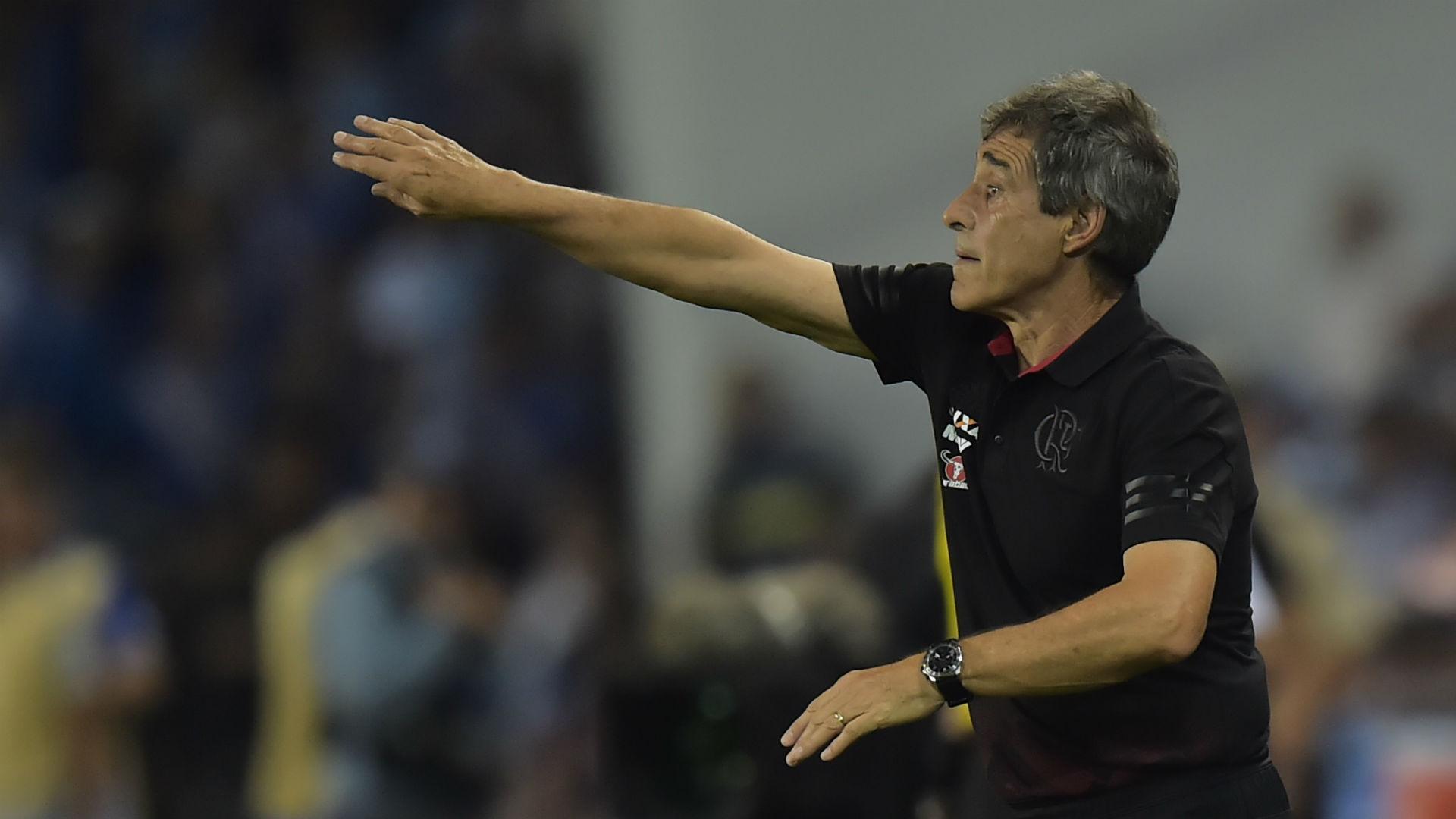 Histórico DT del 'Millonario' podría llegar al Flamengo — River Plate