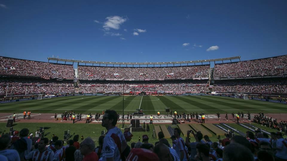 CONMEBOL postpones Copa Libertadores final