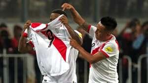 Peru v New Zealand WC qualifying intercontinental playoff 15112017