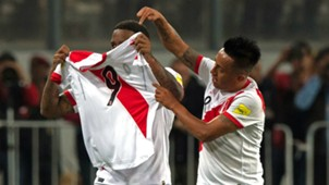 Peru v New Zealand WC qualifying intercontinental playoff 15112017