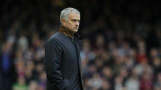 Jose Mourinho West Ham United v Chelsea Premier League 24102015