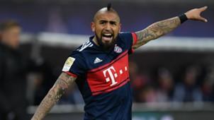 Arturo Vidal RB Leipzig v FC Bayern Muenchen Bundesliga 18032018