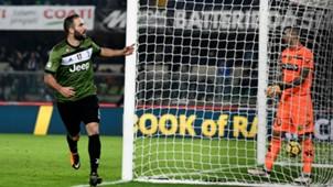 Higuaín Gonzalo Juventus 27012018 Serie A